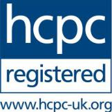 Speech and language therapy Reigate hcpc Logo